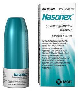Nasonex peut être acheté au meilleur prix chez notre pharmacie partenaire