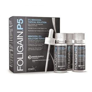 Foligain Lotion au Minoxidil 5 % 3 mois