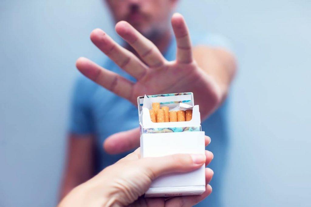 savoir dire non à la cigarette